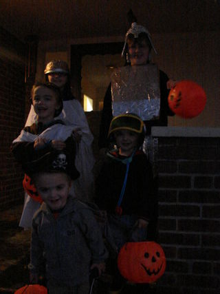 Halloween and All Saints 08 036